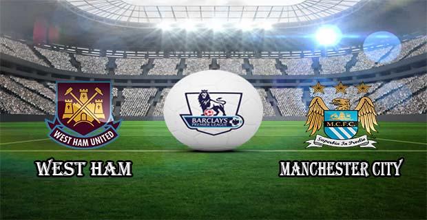 Prediksi Skor West Ham Vs Manchester City 24 Januari 2016