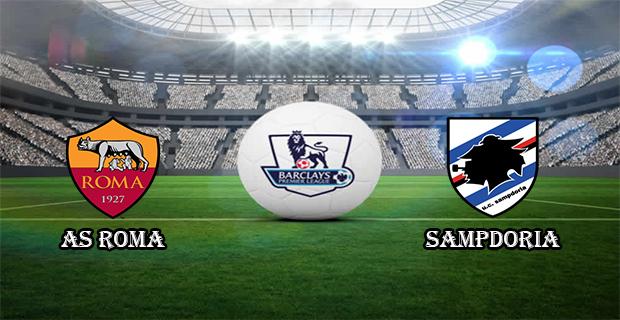 Prediksi Skor As Roma Vs Sampdoria 7 Februari 2016