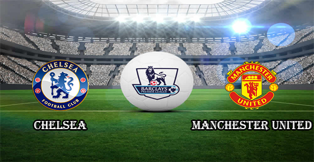 Prediksi Skor Chelsea Vs Manchester Utd 7 Februari 2016