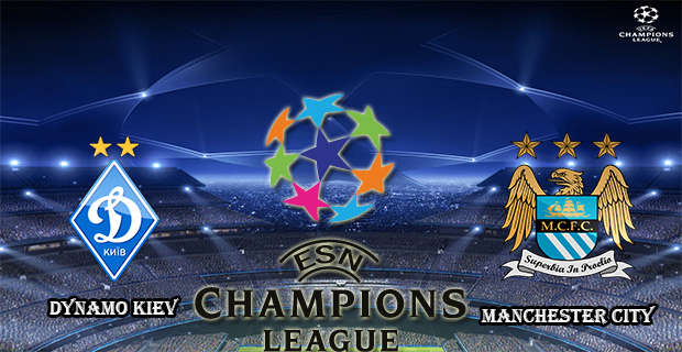 Prediksi Skor Dynamo Kiev Vs Manchester City 25 Februari 2016
