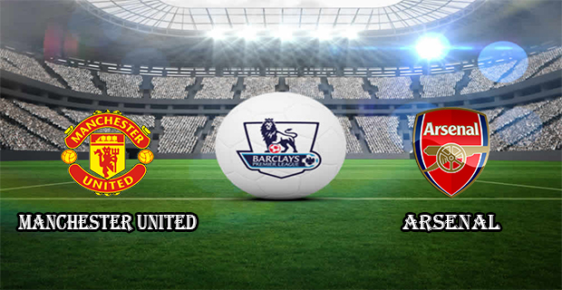 Prediksi Skor Manchester Utd Vs Arsenal 28 Februari 2016