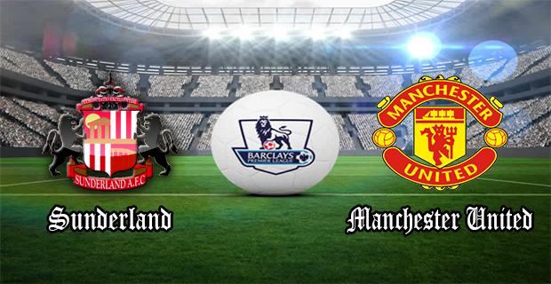 Prediksi Skor Sunderland Vs Manchester Utd 13 Februari 2016