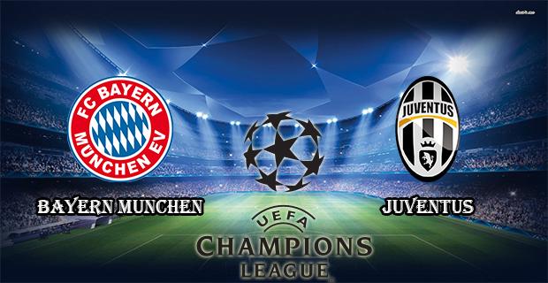 Prediksi Skor Bayern Munchen Vs Juventus 17 Maret 2016