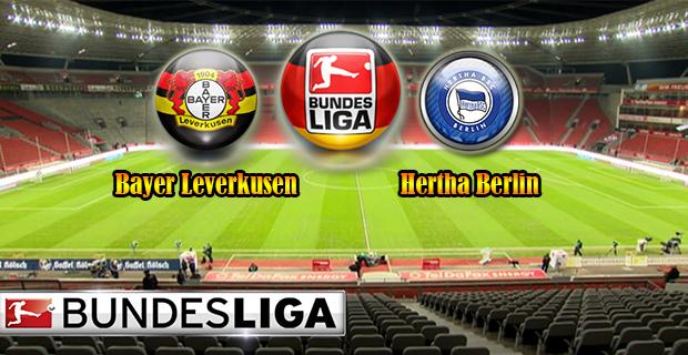 Prediksi Skor Bayer Leverkusen vs Hertha Berlin 30 April 2016