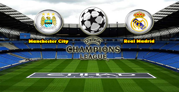 Prediksi Skor Manchester City vs Real Madrid 27 April 2016