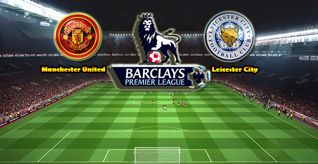 Prediksi Skor Manchester United vs Leicester City 1 May 2016