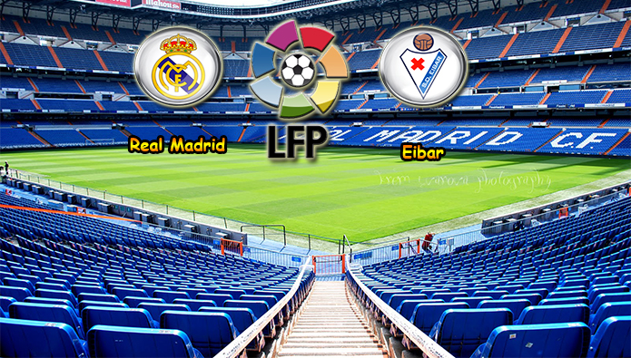 Prediksi Skor Real Madrid vs Eibar 9 April 2016
