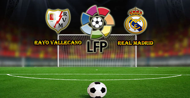 Prediksi Skpr Rayo Vallecano vs Real Madrid 23 April 2016