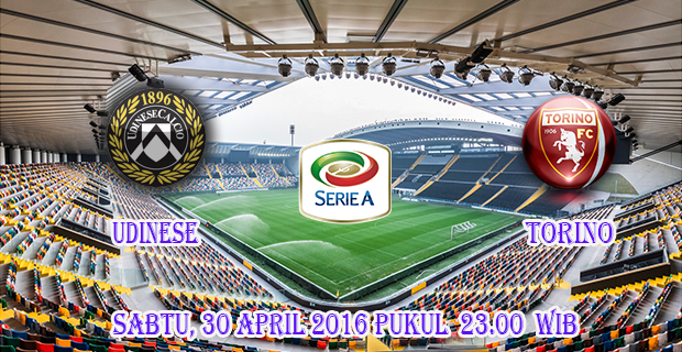 Prediksi Skor Udinese vs Torino 30 April 2016