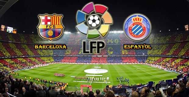 Prediksi Skor Barcelona vs Espanyol 8 Mei 2016