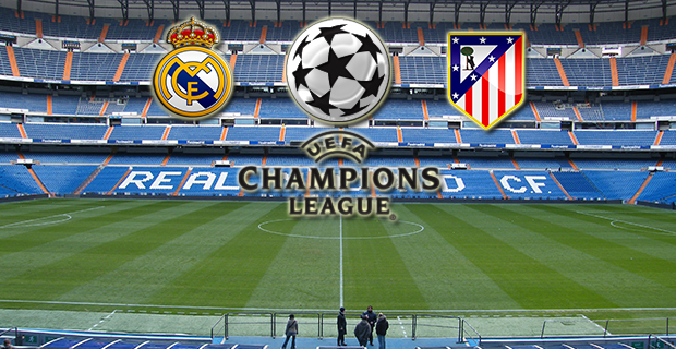 Prediksi Skor Real Madrid vs Atletico Madrid 29 Mei 2016