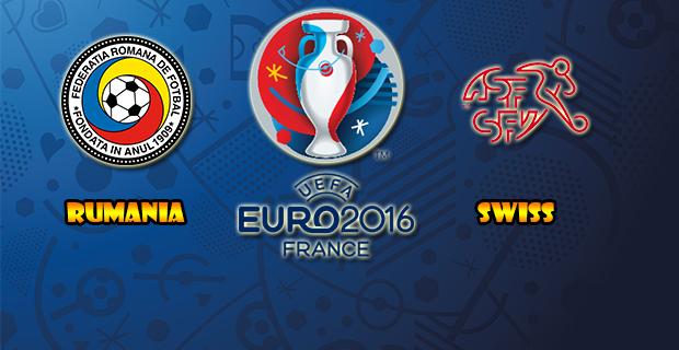 Prediksi Skor Rumania vs Swiss 15 Juni 2016