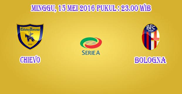 Prediksi Skor Chievo vs Bologna 15 Mei 2016