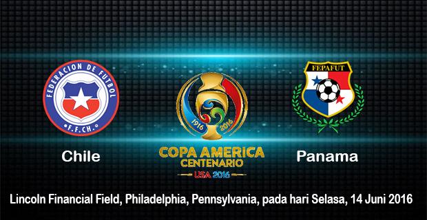 Prediksi Skor Chile Vs Panama 14 Juni 2016