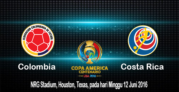 Prediksi Skor Colombia Vs Costa Rica 12 Juni 2016