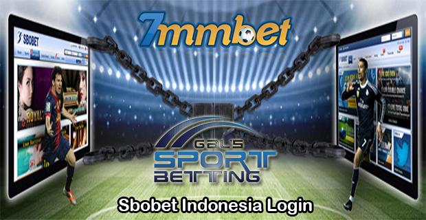 Sbobet Indonesia Login