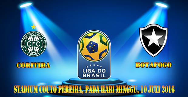 Prediksi Skor Coritiba Vs Botafogo 10 Juli 2016