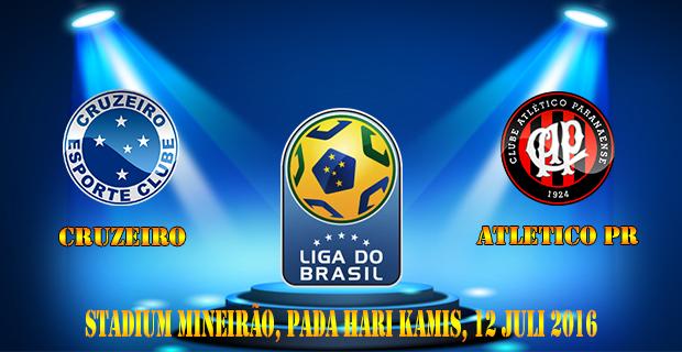 Prediksi Skor Cruzeiro Vs Atletico PR 12 Juli 2016