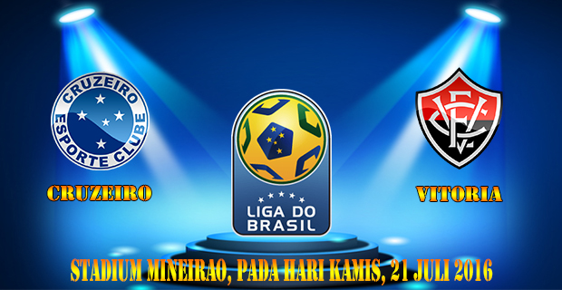 Prediksi Skor Cruzeiro Vs Vitoria 21 Juli 2016