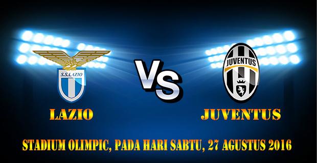 Prediksi Skor Lazio Vs Juventus 27 Agustus 2016