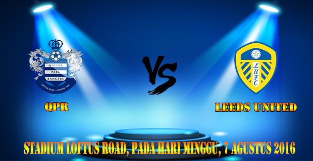 Prediksi Skor Queens Park Rangers Vs Leeds United 07 Agustus 2016