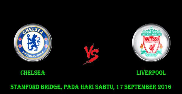 Prediksi Skor Chelsea vs Liverpool 17 September 2016