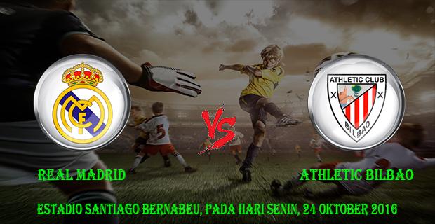 prediksi-skor-real-madrid-vs-athletic-bilbao-24-oktober-2016