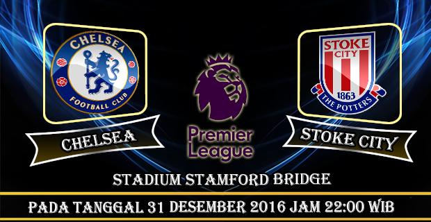 Prediksi Skor Chelsea Vs Stoke City 31 Desember 2016