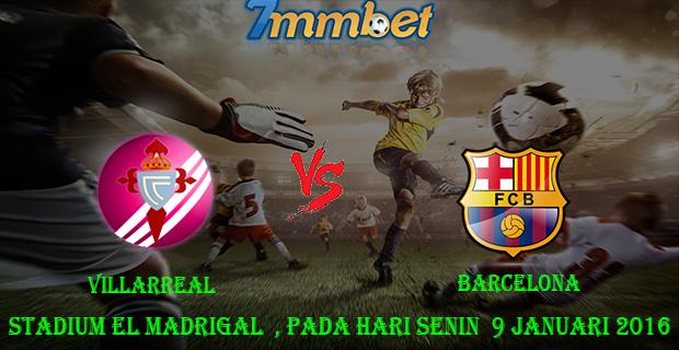 prediksi-skor-villarreal-vs-barcelona-09-januari-2017