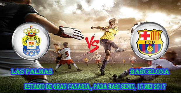 prediksi-skor-las-palmas-vs-barcelona-15-mei-2017