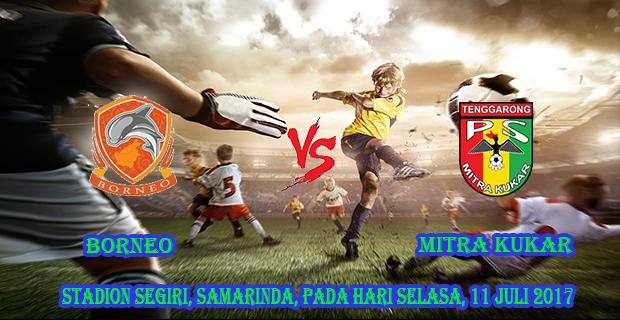 prediksi-skor-borneo-vs-mitra-kukar-11-juli-2017
