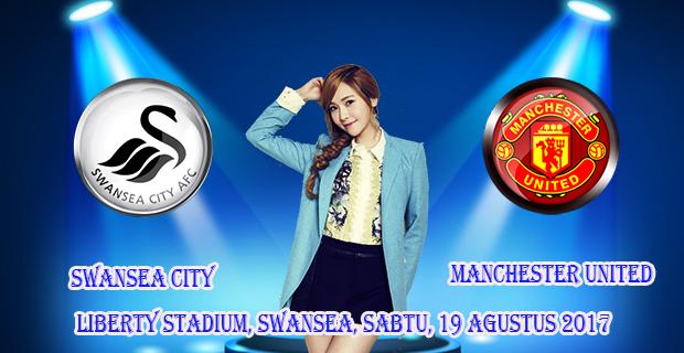prediksi-skor-swansea-city-vs-manchester-united-19-agustus-2017