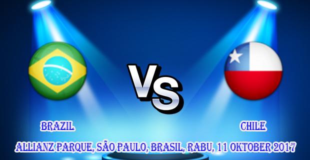 prediksi-brazil-vs-chile-11-oktober-2017