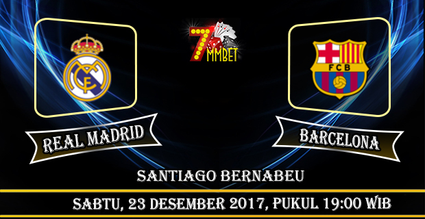 prediksi-skor-real-madrid-vs-barcelona-23-desember-2017