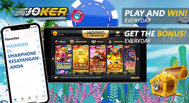 Judi Slot Joker 123 Online